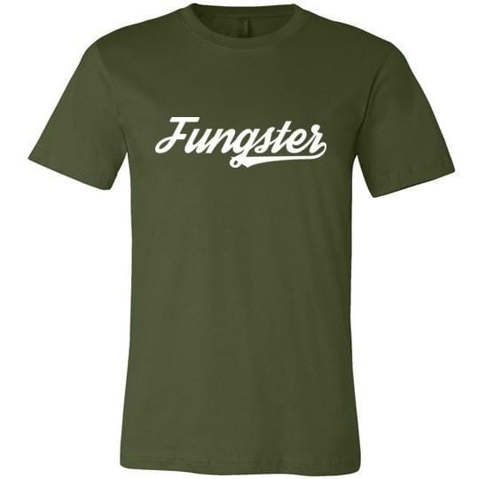 Fasting Fungster T-Shirt, Canvas Unisex