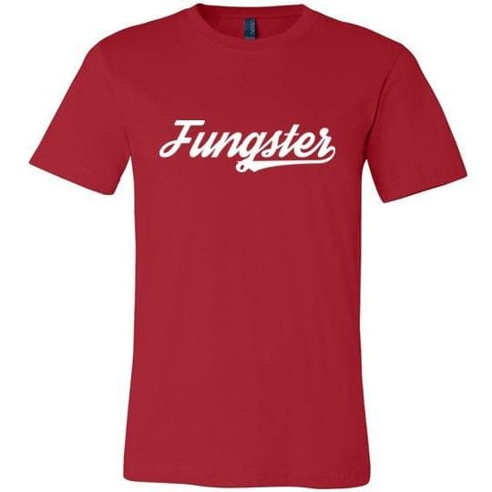 Fasting Fungster T-Shirt, Canvas Unisex - Kari Yearous Photography WinonaGifts KetoGifts LoveDecorah