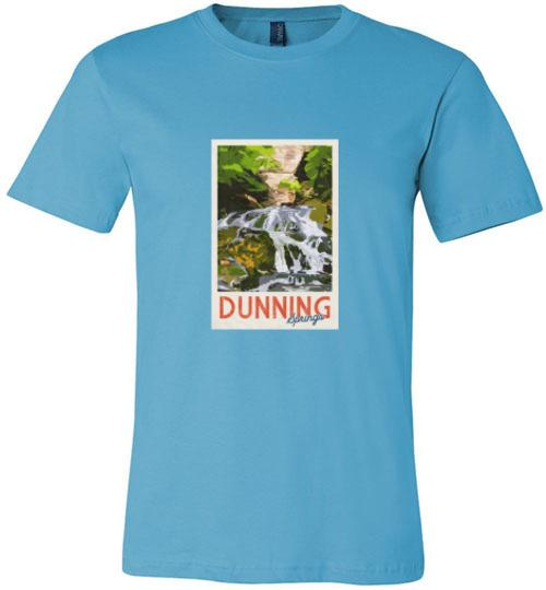 Decorah Iowa Youth T-Shirt, Dunning Springs Vintage - Kari Yearous Photography WinonaGifts KetoGifts LoveDecorah