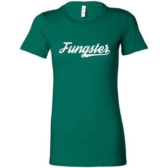 Fasting Fungster Ladies T-Shirt, Bella Ladies Favorite Tee - Kari Yearous Photography WinonaGifts KetoGifts LoveDecorah