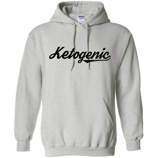 Keto Hoodie, Team Ketogenic - Kari Yearous Photography KetoLaughs
