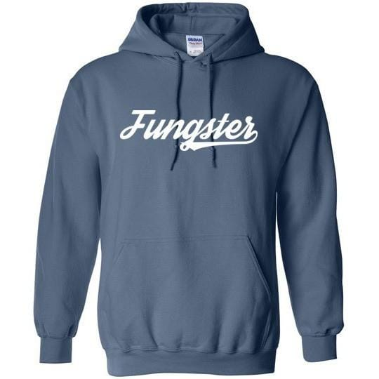 Fasting Fungster Hoodie Sweatshirt, Gildan Heavy Blend Hoodie - Kari Yearous Photography WinonaGifts KetoGifts LoveDecorah