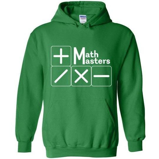 Math Masters Sweatshirt - Kari Yearous Photography KetoLaughs