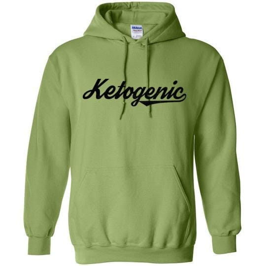 Keto Hoodie, Team Ketogenic - Kari Yearous Photography WinonaGifts KetoGifts LoveDecorah