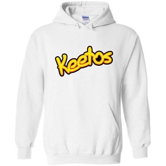 Funny Keto Hoodie Sweatshirt Keetos - Kari Yearous Photography WinonaGifts KetoGifts LoveDecorah