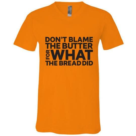 Keto T-Shirt Don't Blame The Butter - Kari Yearous Photography KetoLaughs