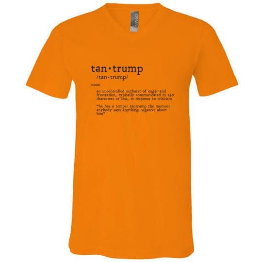 Funny Trump T-Shirt Tantrump 140 Characters Version - Kari Yearous Photography WinonaGifts KetoGifts LoveDecorah