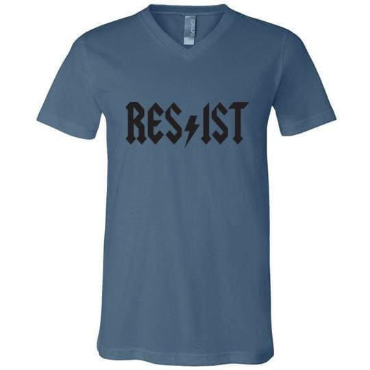 Resist T-Shirt ACDC Style - Kari Yearous Photography WinonaGifts KetoGifts LoveDecorah