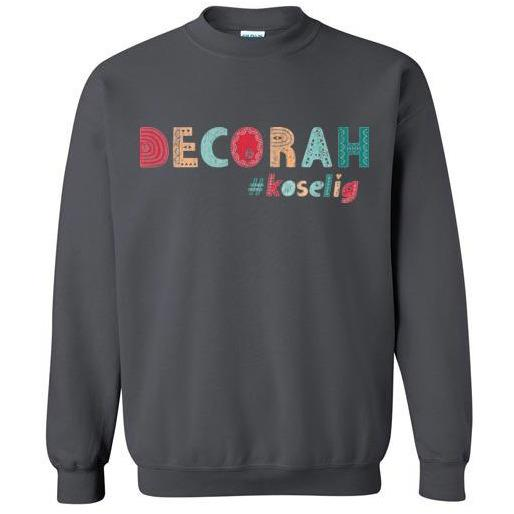 Decorah Iowa Sweatshirt, Koselig, Crewneck - Kari Yearous Photography WinonaGifts KetoGifts LoveDecorah