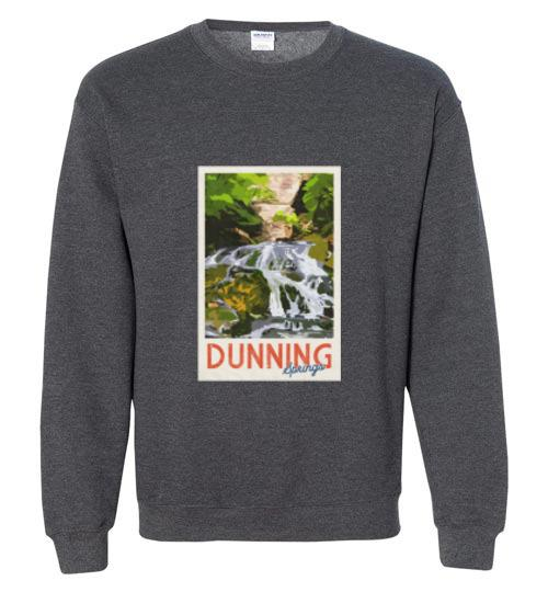 Decorah Iowa Sweatshirt Vintage Dunning Springs