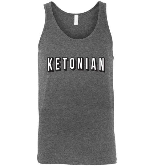 Ketonian Netflix Tank Top Funny Keto Tank, Unisex Style - Kari Yearous Photography WinonaGifts KetoGifts LoveDecorah