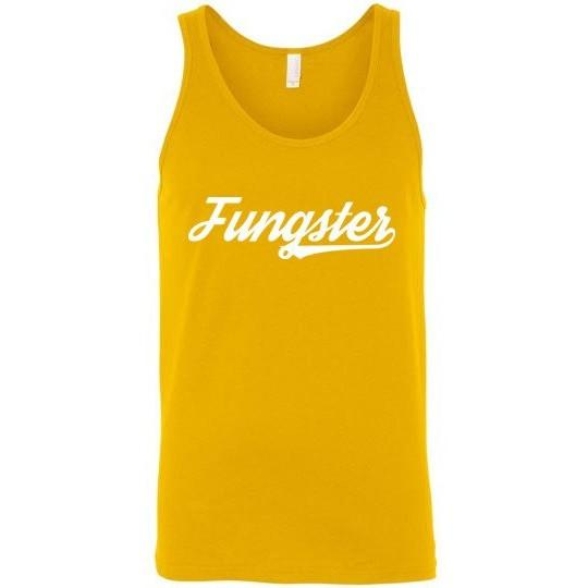 Fasting Fungster Tank Top, Canvas Unisex Tank