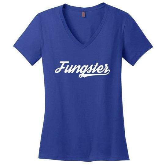 Fungster Ladies Perfect Weight V-Neck Shirt