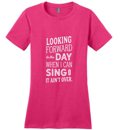 Inspirational Weight Loss T-Shirt, Ladies Perfect Weight Tee - Kari Yearous Photography WinonaGifts KetoGifts LoveDecorah