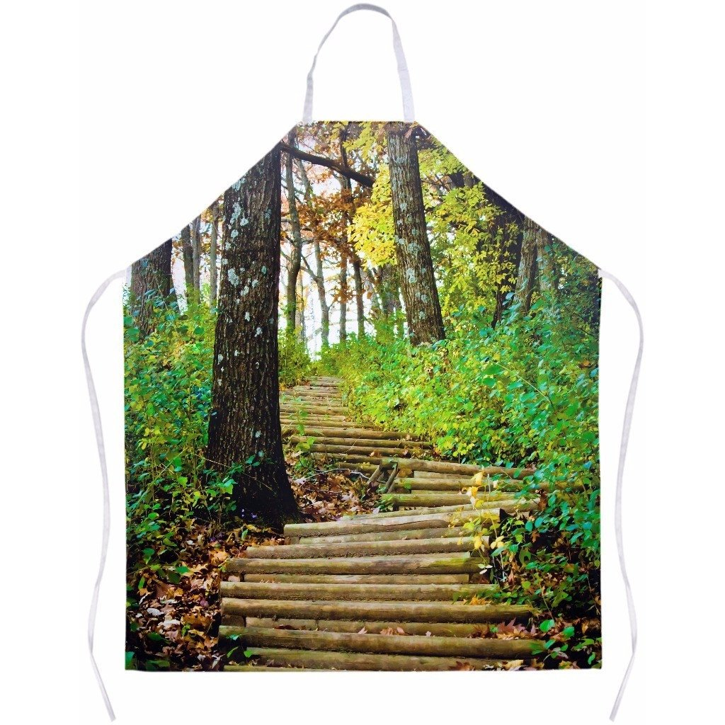 Winona Apron Garvin Heights Steps