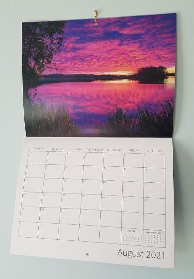 2021 Beautiful Winona Minnesota Calendar - Kari Yearous Photography WinonaGifts KetoGifts LoveDecorah