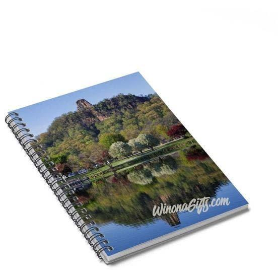 Spiral Notebook Sugarloaf in Spring