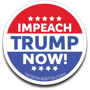 Impeach Trump Decal FREE SHIPPING