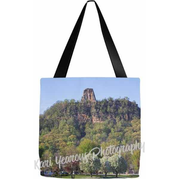 Winona Tote Bag Sugarloaf in Spring