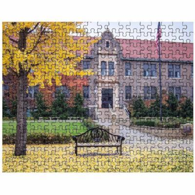 Puzzle University Scene Winona Minnesota - Kari Yearous Photography KetoLaughs