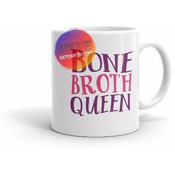 Keto Paleo GAPS Mug Bone Broth Queen
