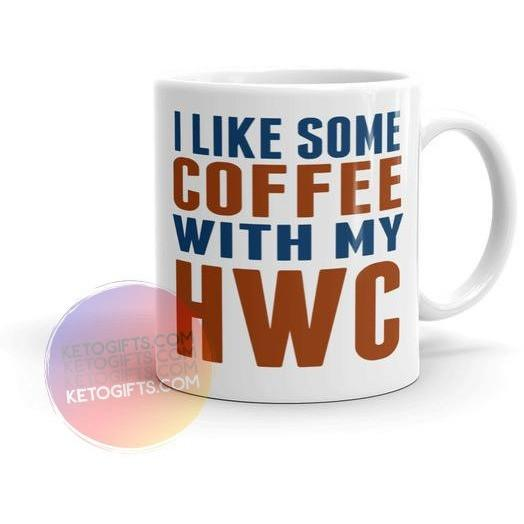 Keto Gift Mug Coffee with HWC - Kari Yearous Photography KetoLaughs