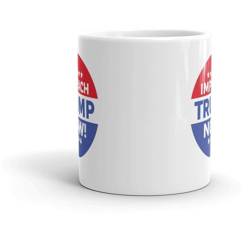 Impeach Trump Mug - Kari Yearous Photography WinonaGifts KetoGifts LoveDecorah