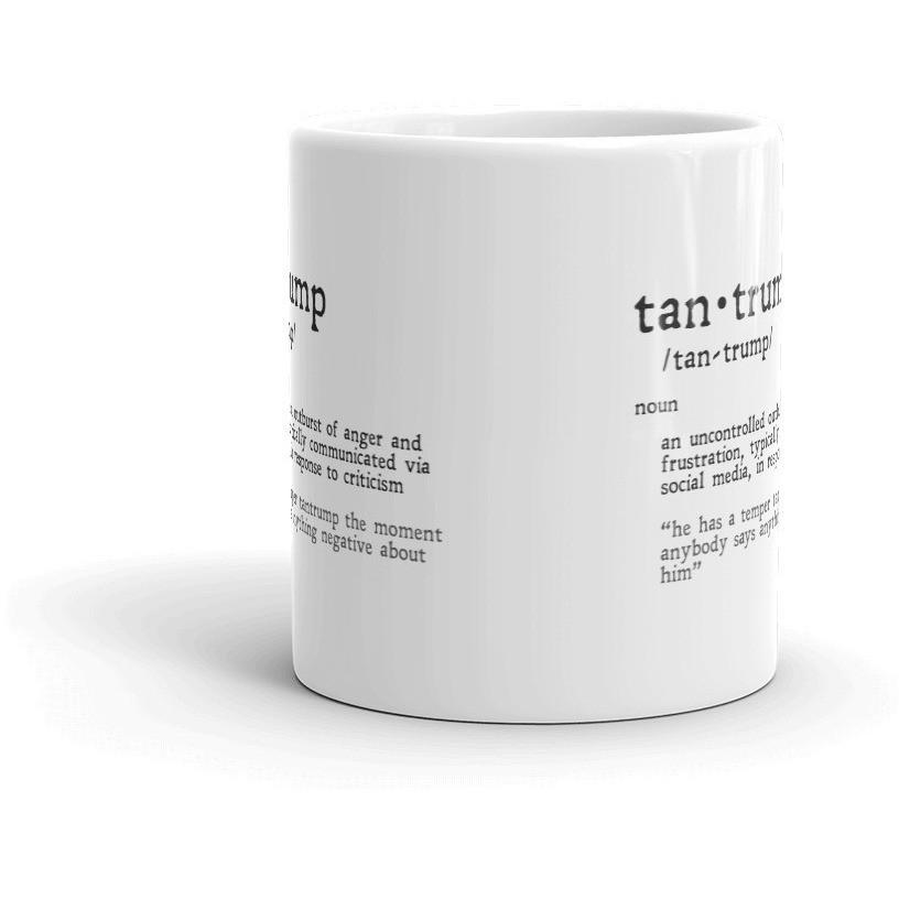Tantrump Mug - Kari Yearous Photography KetoLaughs