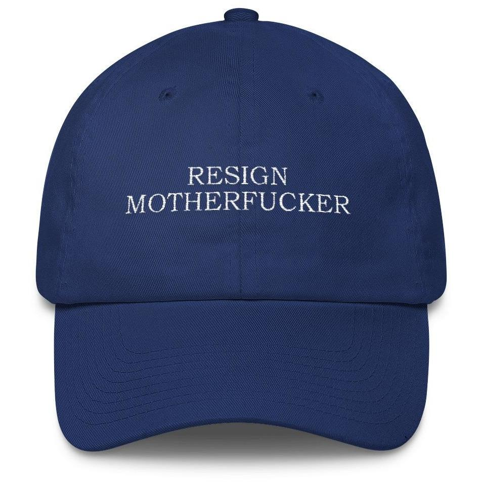 Cotton Cap Resign - Free Shipping