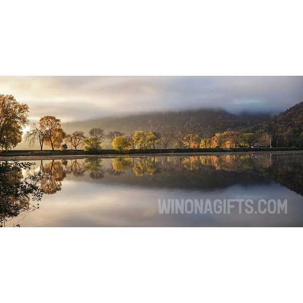 Huff Street Winona Minnesota Photograph - Art Print - Kari Yearous Photography WinonaGifts KetoGifts LoveDecorah