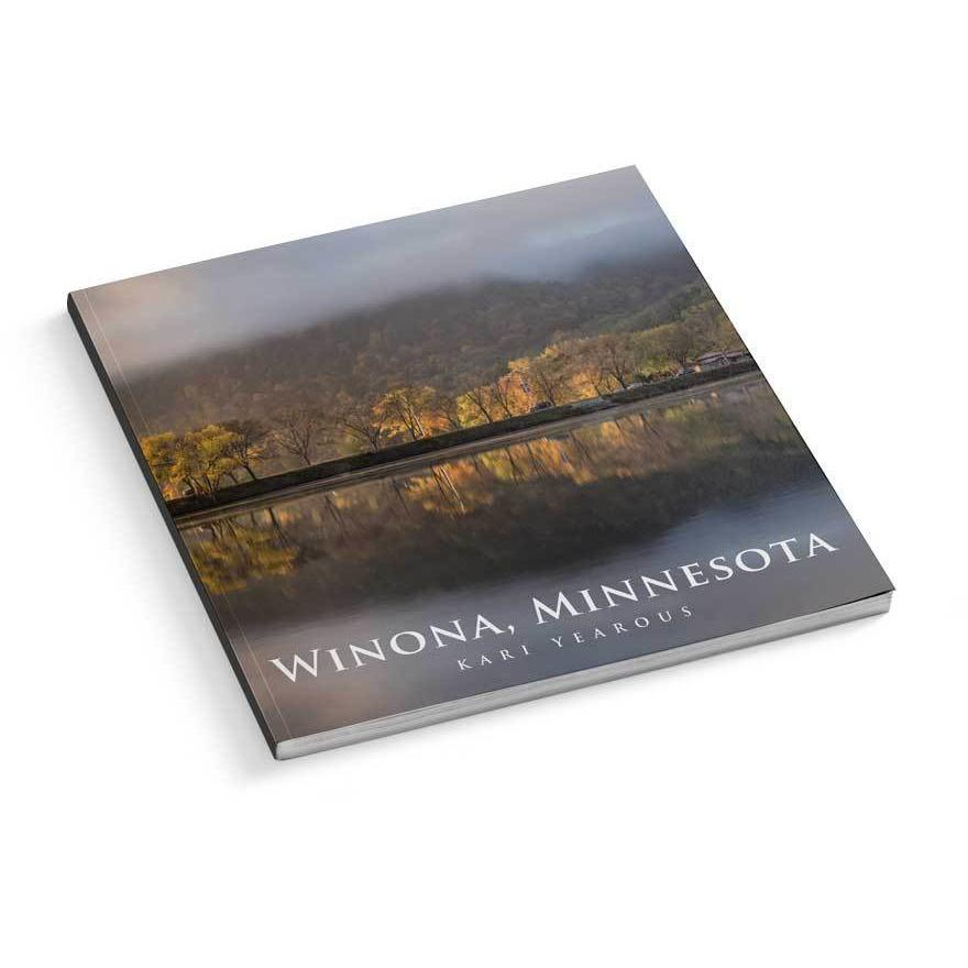 "Winona Book ""Winona, Minnesota: A Photographic Collection"" - Kari Yearous Photography WinonaGifts KetoGifts LoveDecorah"