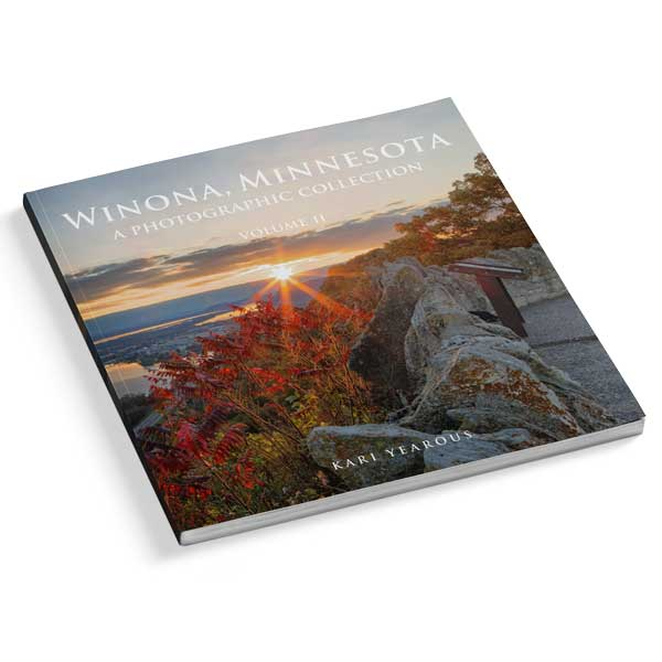 Winona Minnesota Photography Book, Volume II, by Kari Yearous