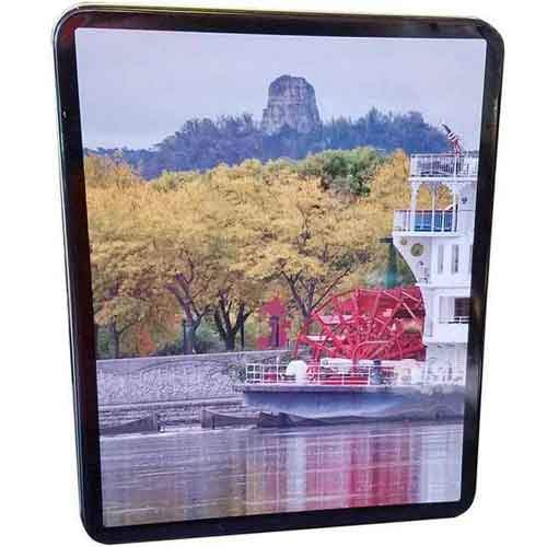 Puzzle Winona MN Sugarloaf with Paddlewheeler - Kari Yearous Photography WinonaGifts KetoGifts LoveDecorah