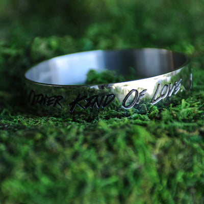 ALL LOVE BANGLE Discontinued - Jaeci Jewlery