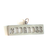 #DOGBOSS DOG TAG Pet Tag - Jaeci Jewlery