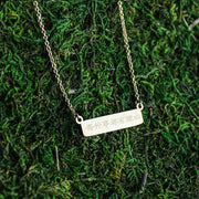 Chinese Character Necklace Discontinued - Jaeci Jewlery