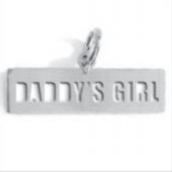 Daddy's Girl Pet Tag