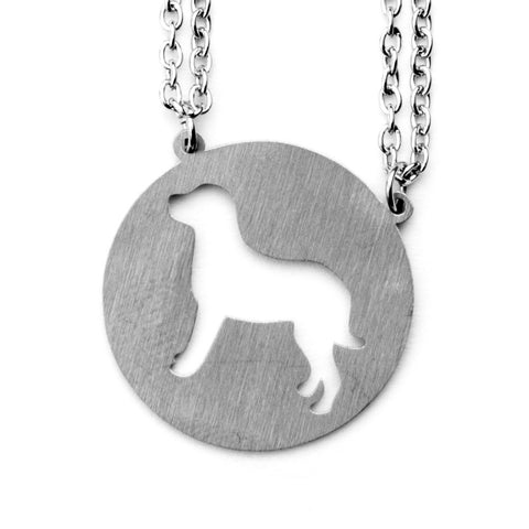 Dog Spirit Animal Necklace ENFJ  - Jaeci Jewlery