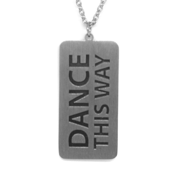 Dance This Way Necklace Long Necklace - Jaeci Jewlery