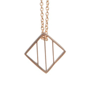 DELICATE ENERGY SHAPE NECKLACE Short Necklace - Jaeci Jewlery