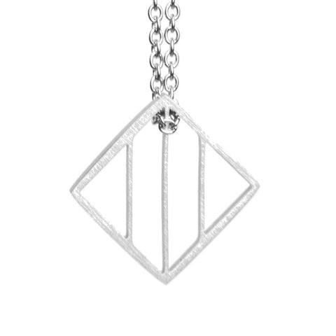 DELICATE ENERGY SHAPE NECKLACE  - Jaeci Jewlery