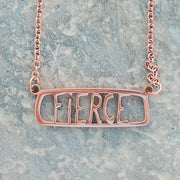 Fierce Necklace Short Necklace - Jaeci Jewlery
