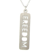 FREEDOM - God Behind Bars Religious Jewelry - Jaeci Jewlery