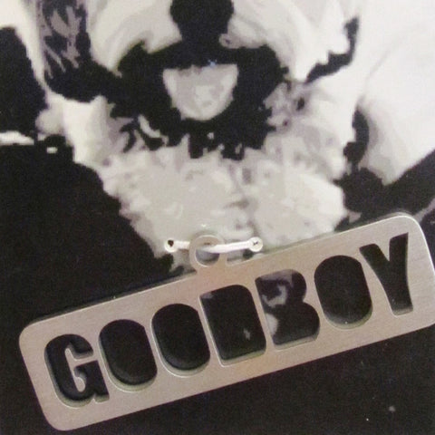 Good Boy Dog Tag  - Jaeci Jewlery