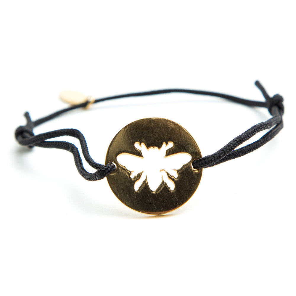 Honeybee Spirit Animal Bracelet ESTJ  - Jaeci Jewlery