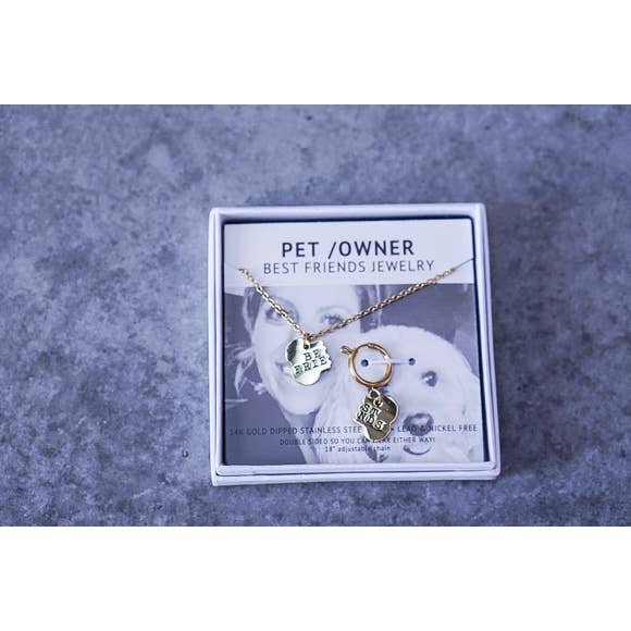 Pet/Owner Best Friends Jewelry