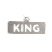 KING DOG TAG Pet Tag - Jaeci Jewlery
