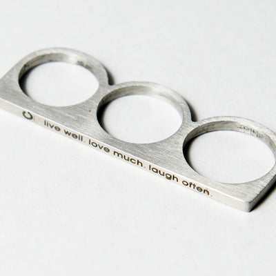 L3 Three Finger Ring Discontinued - Jaeci Jewlery