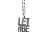 Delicate Let it Be Necklace Short Necklace - Jaeci Jewlery