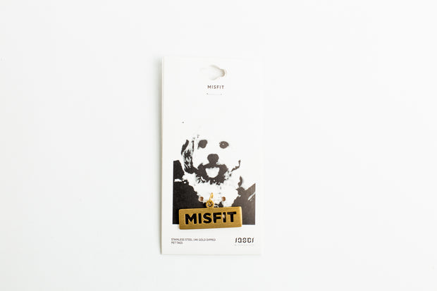 Misfit Dog Tag Pet Tag - Jaeci Jewlery